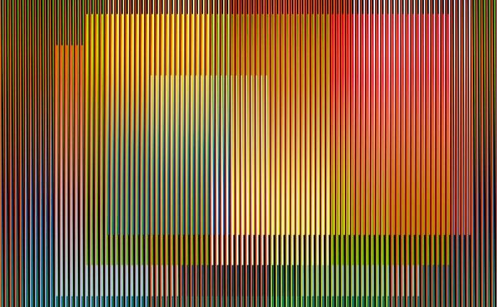 Carlos Cruz-Diez, théoricien de la couleur