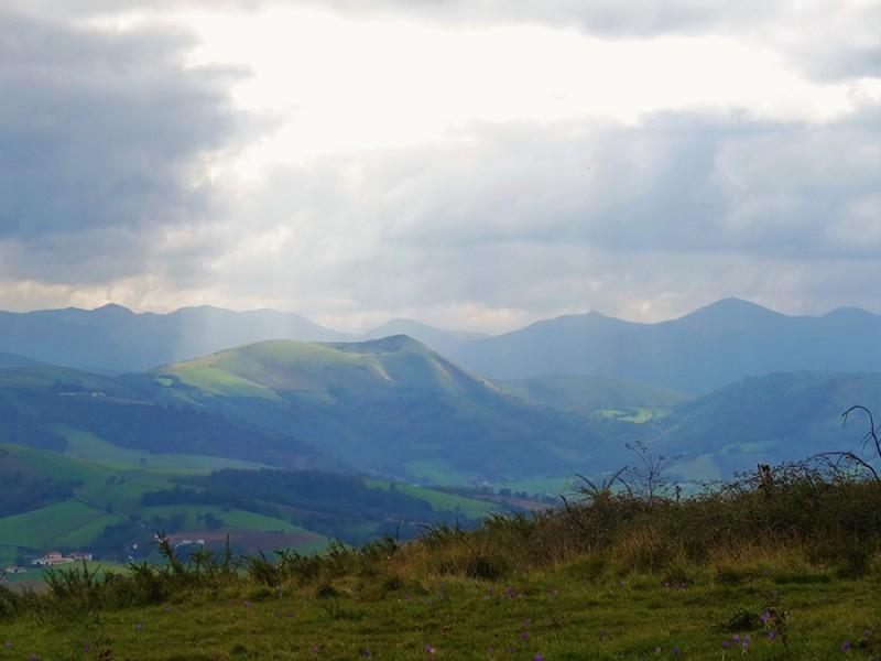 La traversée des Pyrénées-Atlantiques, en route pour Compostelle
