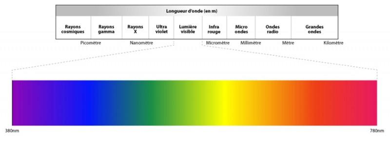 Couleur : l'ultra-violet