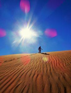 A l'assaut des dunes