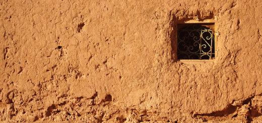 Mur de terre