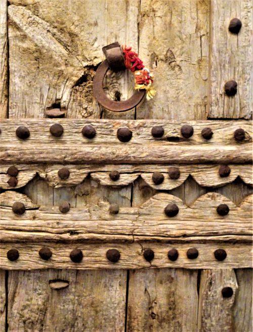 Porte berbère